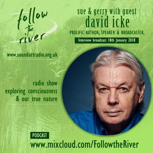 Interview with David Icke – Breaking Free of the Illusion