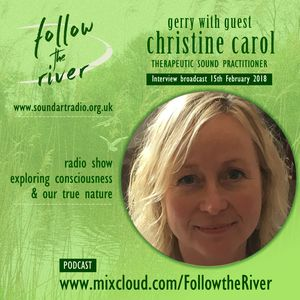 Interview with Christine Carol – Therapeutic Sound Practitioner