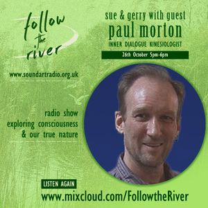 Interview with Inner Dialogue Kinesiologist Paul Morton